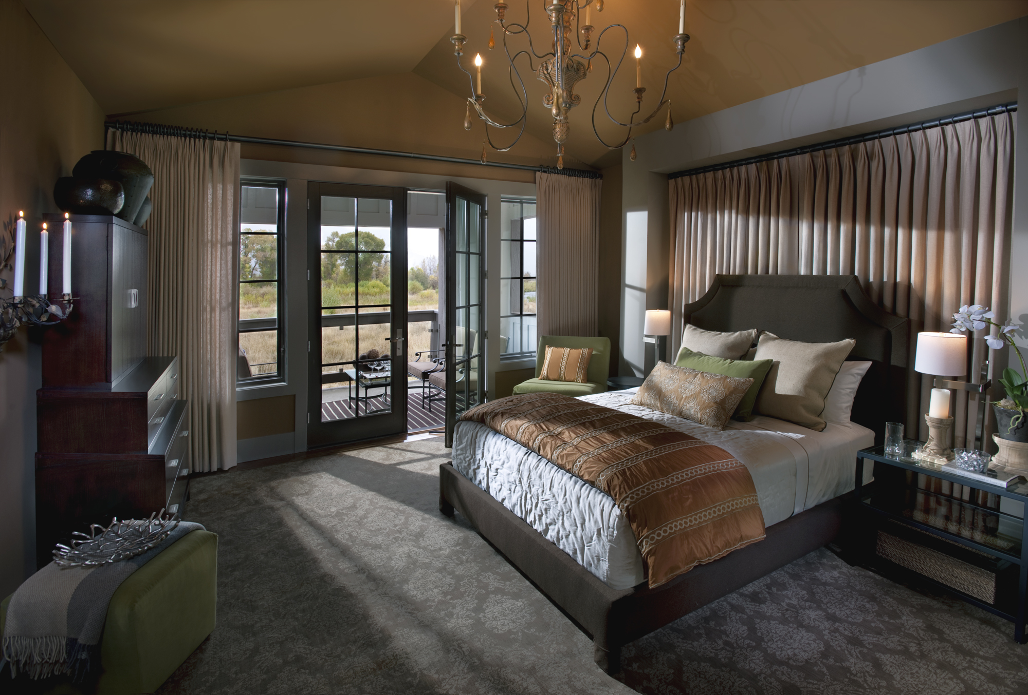 The HGTV Dream Home 2012 Giveaway winner was announced on Saturday
