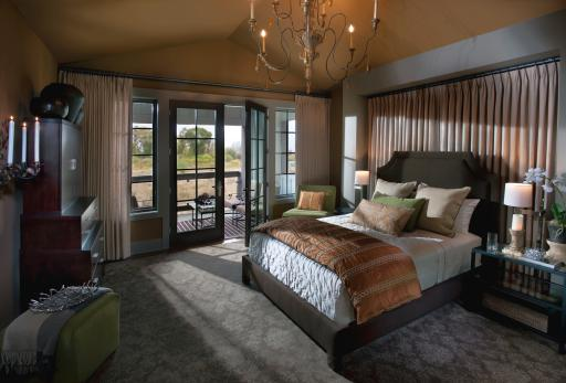 HGTV Dream Home 2012 Master Bedroom