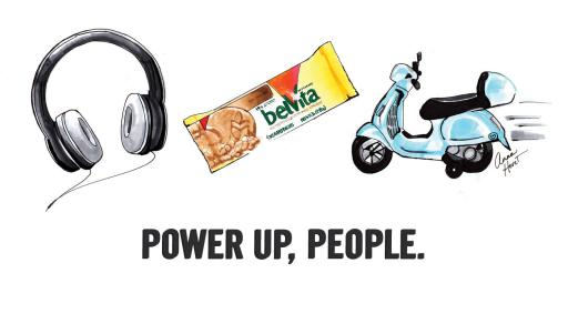 Anna Hovet – Power Up Design for belVita Breakfast