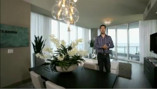 HGTV Urban Oasis 2012 :90 Tour