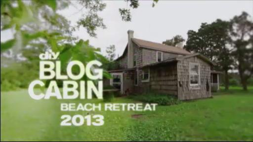 Blog Cabin 2013 in Atlantic, N.C.