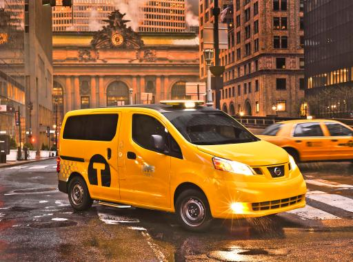 Nissan Taxi Grand Central