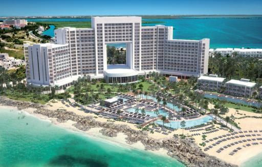 Riu Palace Peninsula - Cancun, Mexico