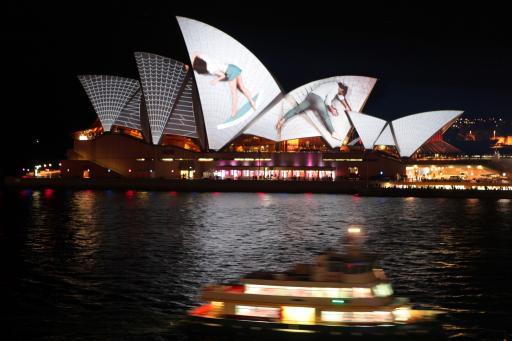 Vivid Sydney 2012 – Sydney Opera House