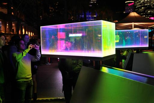 Vivid Sydney 2012 – Packed Intelligence