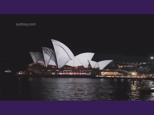 Vivid Sydney 2012 Opening Night Highlights