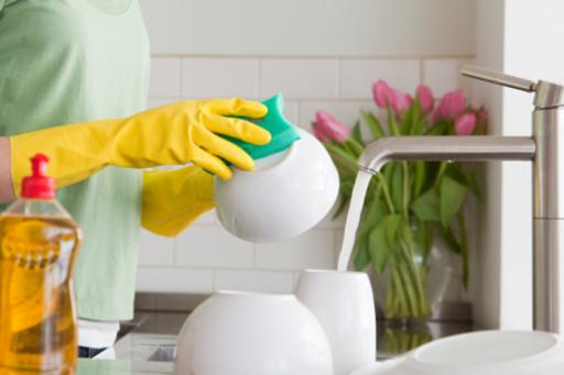Keeping the House Clean During Holiday Entertaining
