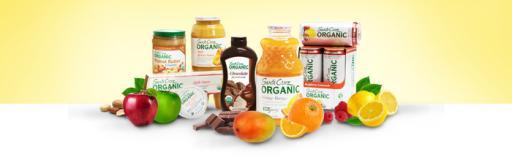 Santa Cruz Organic® Header