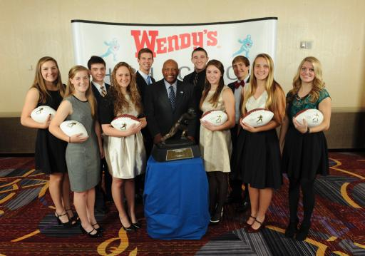Archie with Finalists