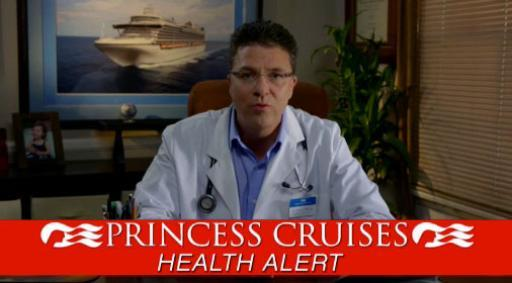Princess Cruises: Side Effects of Cruising: Movies Under the Stars