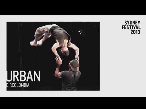 URBAN, Circolombia at Sydney Festival 2013