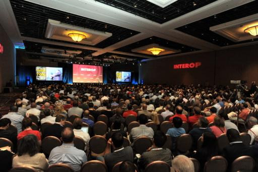 Interop brings together the biggest names
