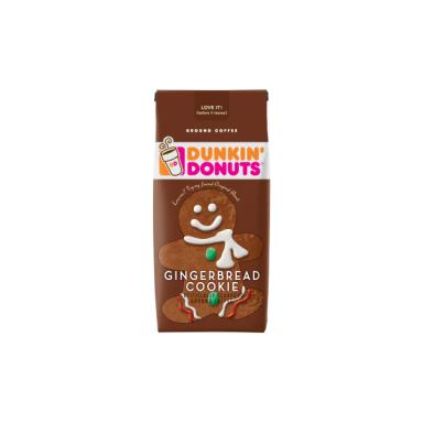 Dunkin' Donuts® Gingerbread Cookie