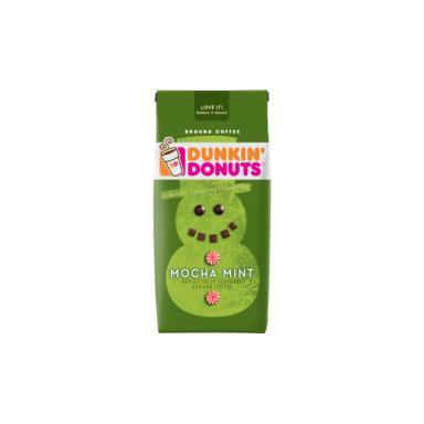 Dunkin' Donuts® Mocha Mint