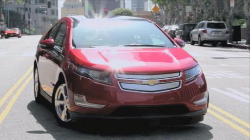 2013 Best Resale Value: Electric Vehicle - 2013 Chevrolet Volt