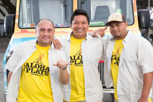 Aloha Plate on The Great Food Truck Race Season 4