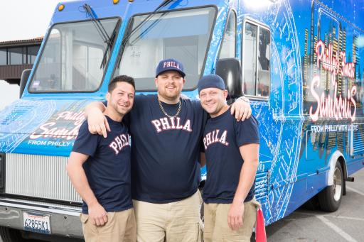 Philly's Best Sambonis on The Great Food Truck Race Season 4
