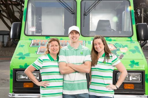 Murphy's Spud Truck on The Great Food Truck Race Season 4