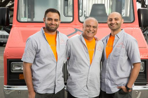Tikka Tikka Taco on The Great Food Truck Race Season 4