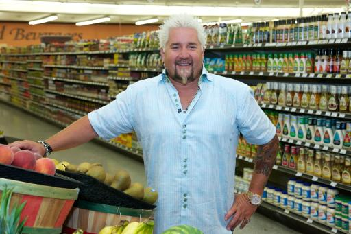 Guy Fieri, Host