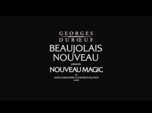 Georges Duboeuf Celebrates the Midnight Release of Beaujolais Nouveau 2012