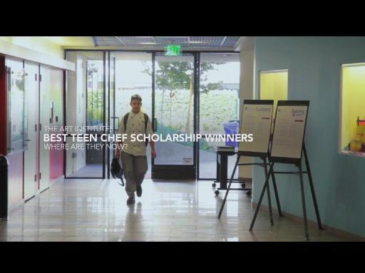 Scholarship Winners Talk