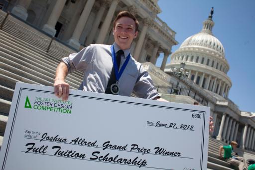 2012 Grand Prize HS Senior Josh Allred