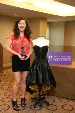 2012 Fashion Design Grand Prize Entry