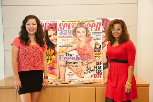 2012 Winners at Seventeen Magazine