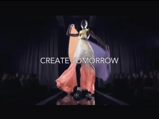 Create Tomorrow Through Fashion
