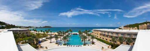 Ocean View: The Westin St. Marteen, Dawn Beach Resort & Spa