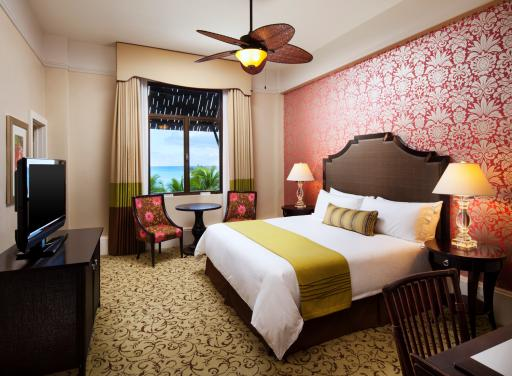 Royal Ocean View: The Royal Hawaiian, a Luxury Collection Resort, Oahu, Hawaii