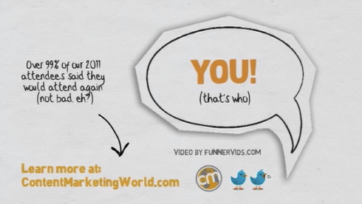 Why Attend Content Marketing World?