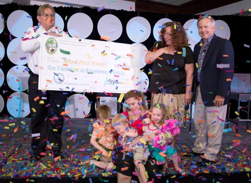 Decade of Kissimmee Memories Winner Brooke Shuff