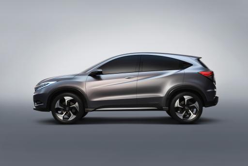 2014 Honda Urban
