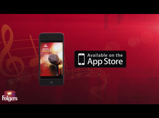 Folgers Insta-Jingle App Demo