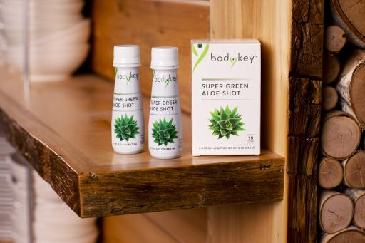 BODYKEY Super Green Aloe Shots