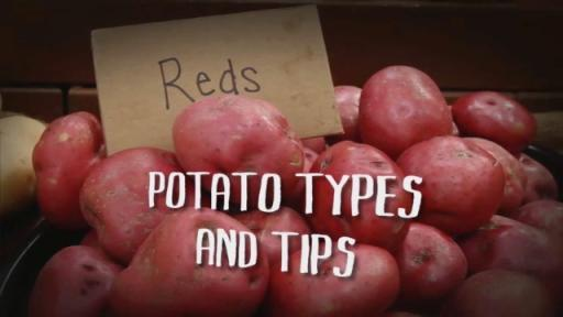 Red Potato Nutrition