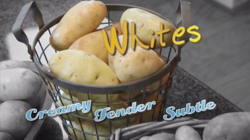 Potato Types Video Series: Whites