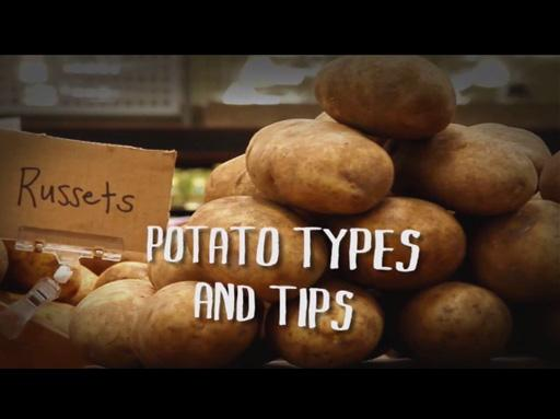 Potato Types Video Series: Russets