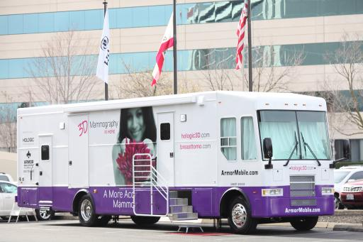 3D Mammography Is Here