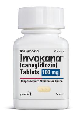INVOKANA 100 mg Bottle