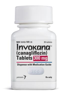 INVOKANA 300 mg Bottle