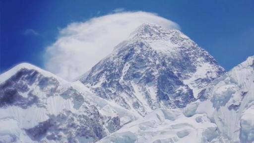 Nelson Dellis vs. Mount Everest