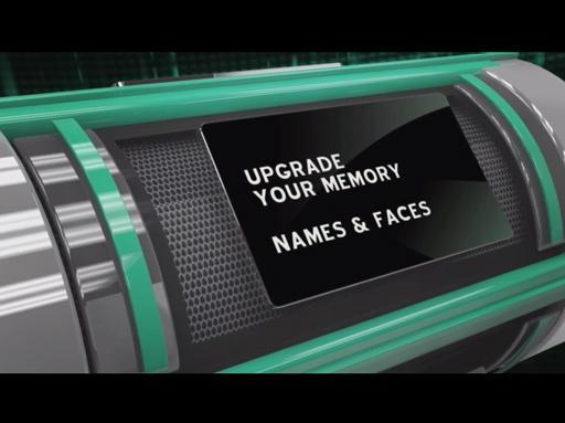 Upgrade Your Memory Names & Faces