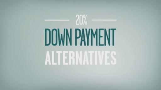 Low Down Payment Alternatives