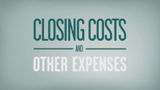 Closing Costs & Other Expenses