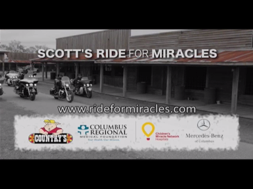 Scott's Ride for Miracles 2013 (:30)