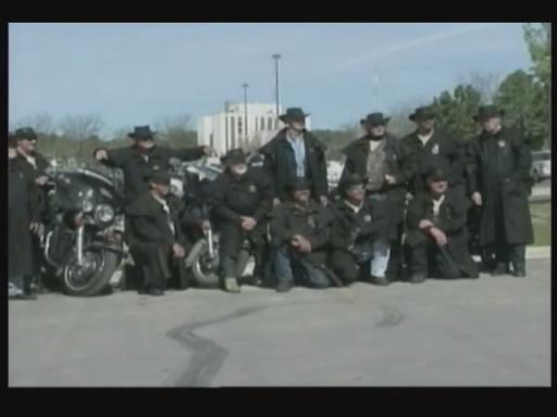 TV coverage of Scott's Ride: KEVN Black Hills. Rapid City, SD