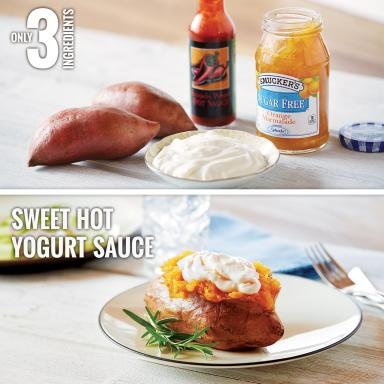 Smucker's® Sweet Hot Yogurt Sauce